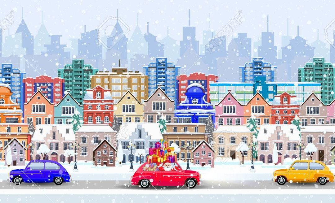 Consejos para que el coche no te amargue la Navidad