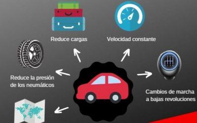 Consejos de Trescauto para ahorrar combustible con tu conducción