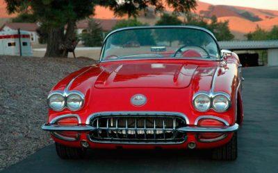 Los coches antiguos y su relacion con el riesgo de accidentes