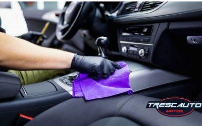 ¿Cómo limpiar el coche para prevenir el coronavirus?